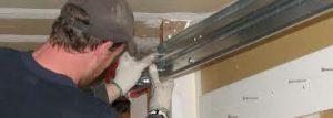 Garage Door Tracks Repair Needham