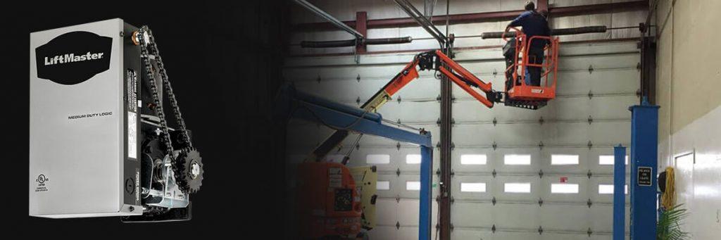 Commercial Garage Door Repair Needham